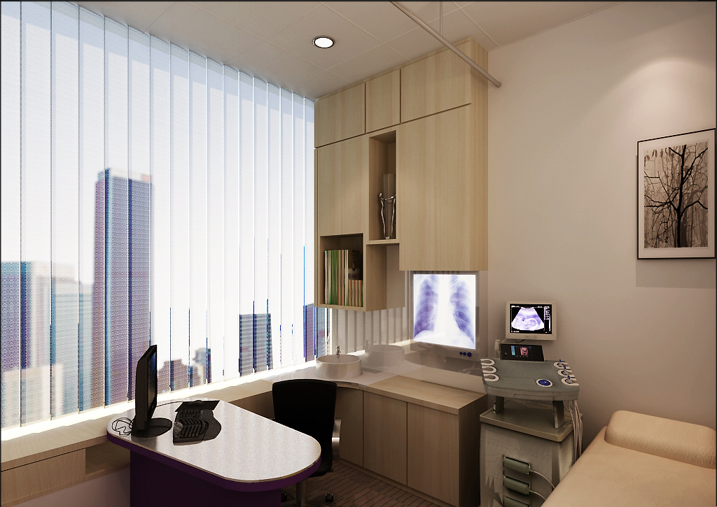 Clinic Design Interior Design Singapore